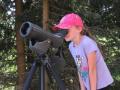 Pozorování hnízdění sokola stěhovavého v Teplických skalách 1