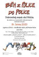 BĚH Z POLICE DO POLICE