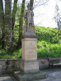 Socha St. Floriána
