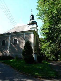 Kostel Panny Marie Pomocné naKamenci