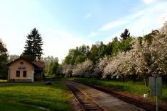 Vlaková zastávka