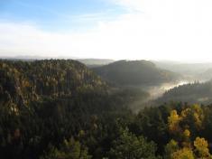 Podzimní pohled zeStřmenu